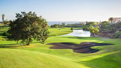 Golf Del Sur 5 Rounds Pack