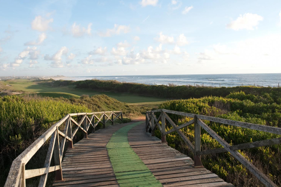 Northern Portugal golf